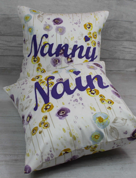 Nanny Cushion