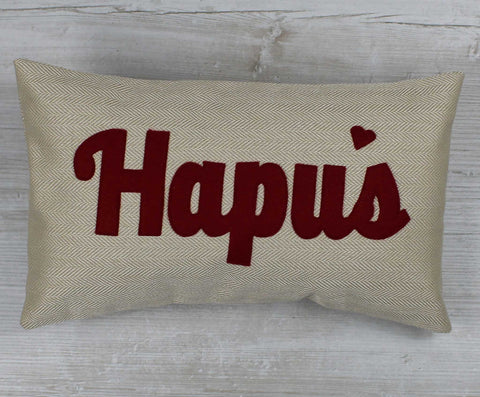 Hapus / Happy Cushion