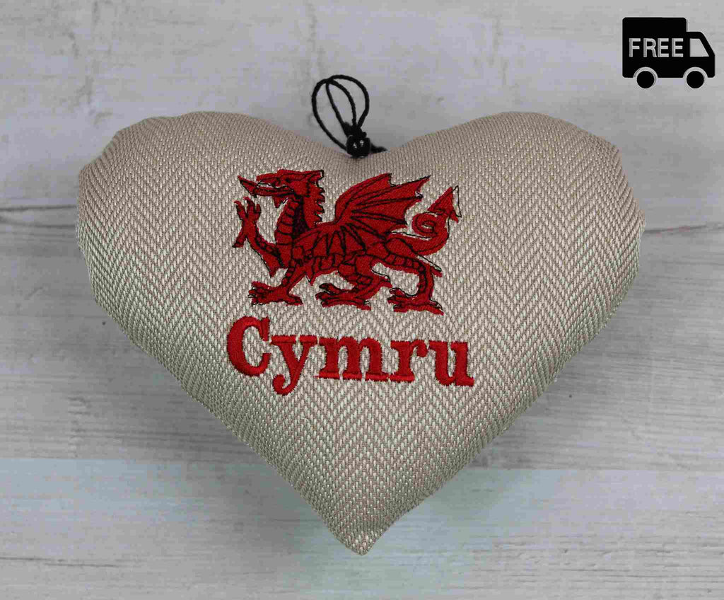 Red Dragon Heart / Y Ddraig Goch Heart