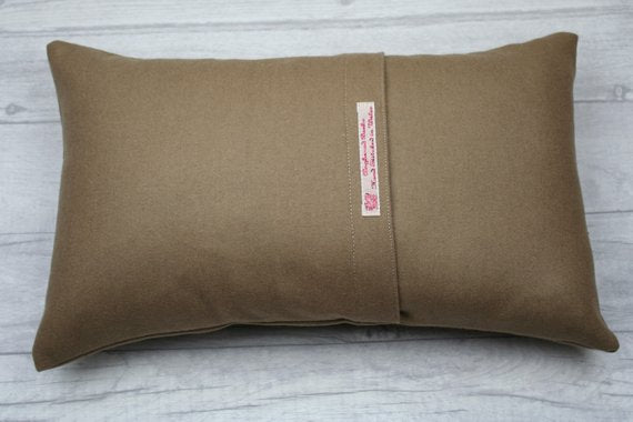 Evans Cushion/ Evans Pillow , Surname Cushion, House warming gift