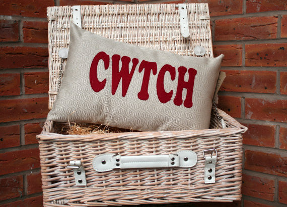 Cwtch Cushion