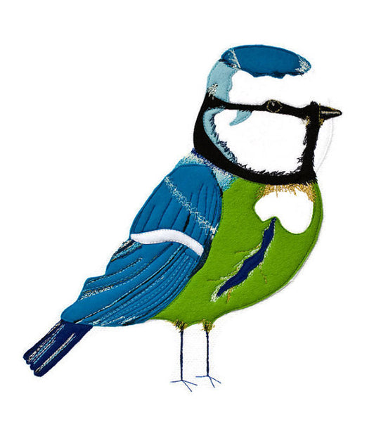 Blue Tit Artwork