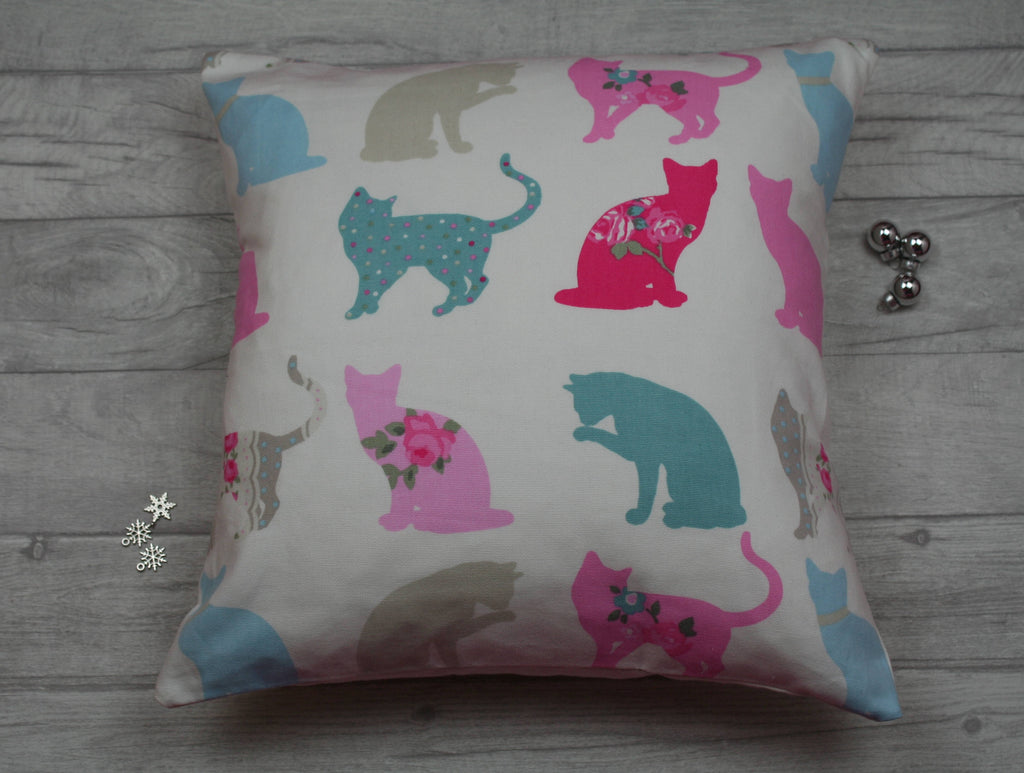 Cat Cotton Cushion
