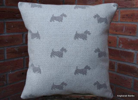 Scottish Terrier Cushion