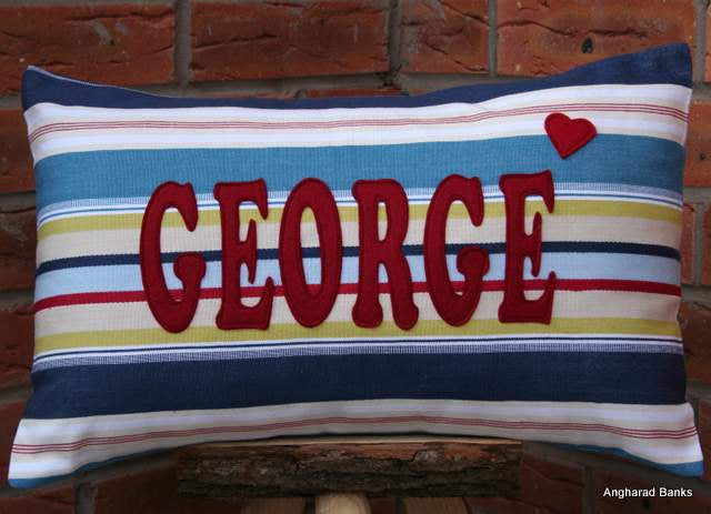 Personalised Cushion for him