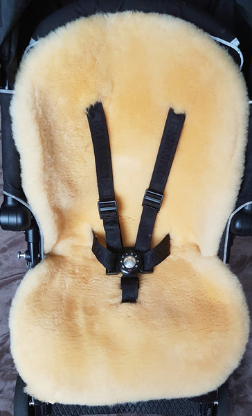 Natural Sheepskin Buggy Liner