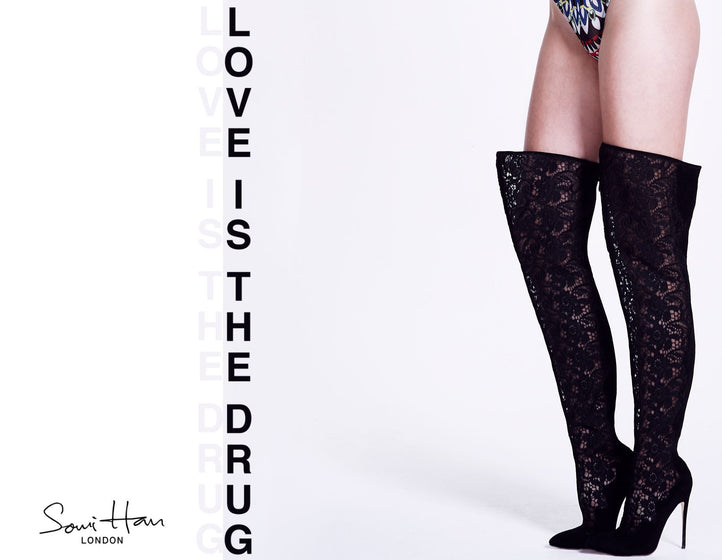 BOOTS \ LOVE IS THE DRUG