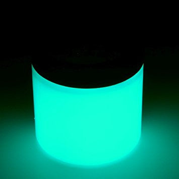 Extreme G12 Invisible Aqua Glow in the Dark Paint - Readysetglo