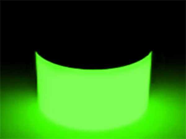 Extreme G12 Invisible Green Glow in the Dark Paint - Readysetglo