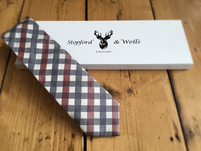 Warford Silk Tie