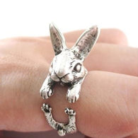 Wildlife Bunny Ring