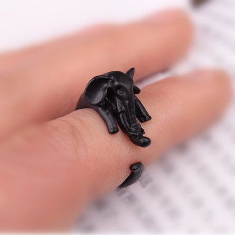 Wildlife Elephant Ring