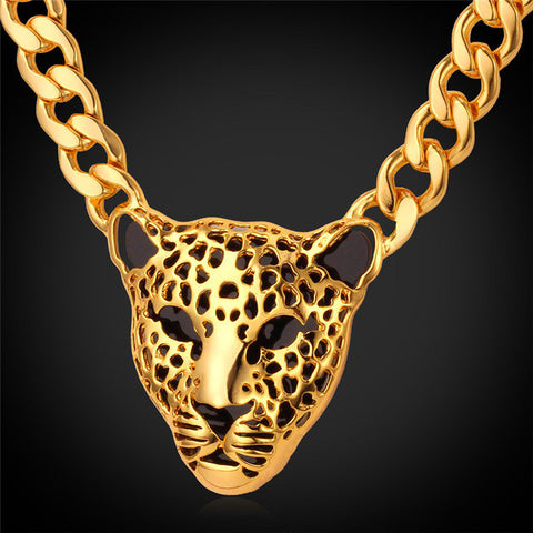 Luxury Leopard Necklace