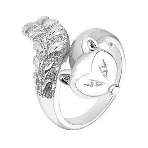 Wildlife Fox Ring