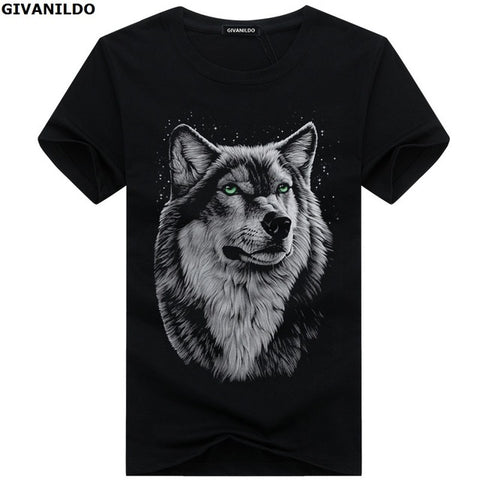 Mysterious Wolf T-Shirt