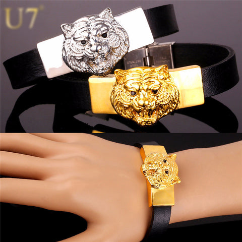 Luxury Tiger Bracelet