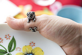 Cute And Cuddly Pug Ring