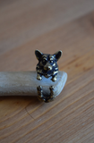 Cute And Cuddly Welsh Corgi Ring