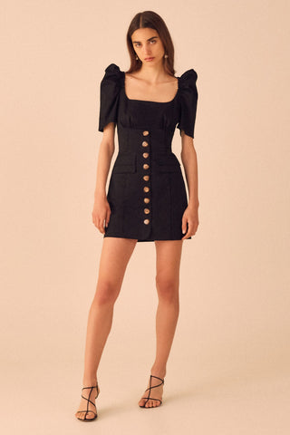 Collisions Mini Dress