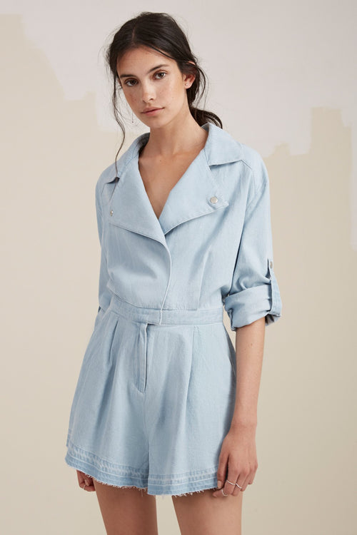 The Motel Playsuit