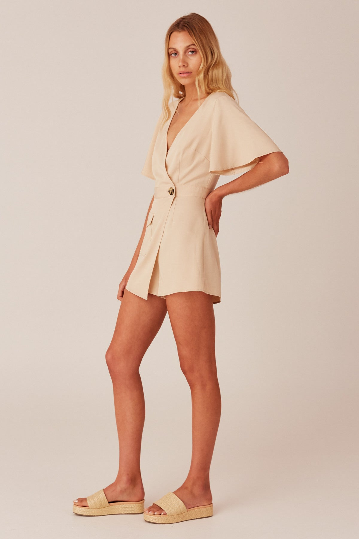 Pastime Playsuit
