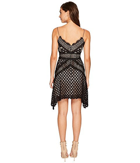 Bridges Lace Mini Dress