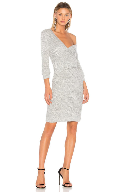 Evolution Knit Dress