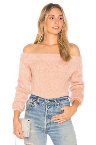 Cascade Knit Top