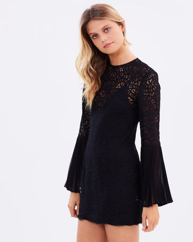 Adorn Embroidered Dress