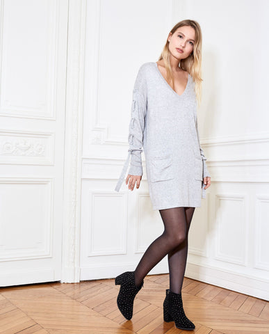 Change For Love Knit Dress