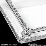 Glitterati Crystal GEM Tray
