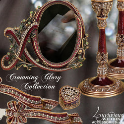 Crowning Glory Wedding Collection