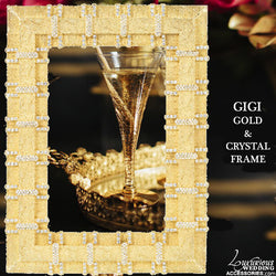 Gold Picture Frame Gigi