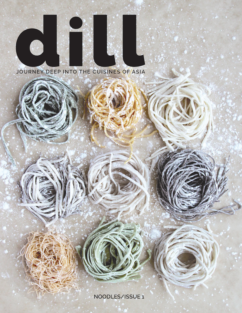Dill Magazine Issue 1: Noodles