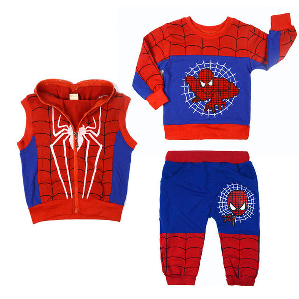 3Pcs Children Clothing Sets