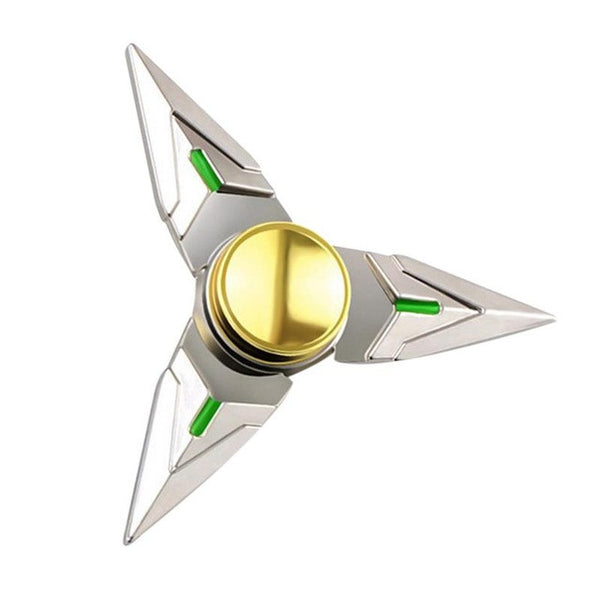 Rotation Time Long Tri-Spinner Fidget Funny Toys Metal EDC Fidget Spinner Hand Spinner For Kids Adults Anti Stress Toys