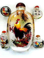 Inner Painting Rooster