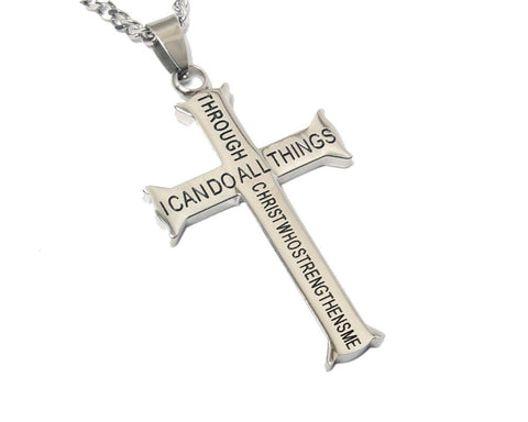 Cross-Necklace-Philippians-4-13-Bible-Verse-Pendant-for-Men-Stainless-Steel