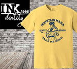 Mountain Mama Take Me Home West Virginia T-Shirt