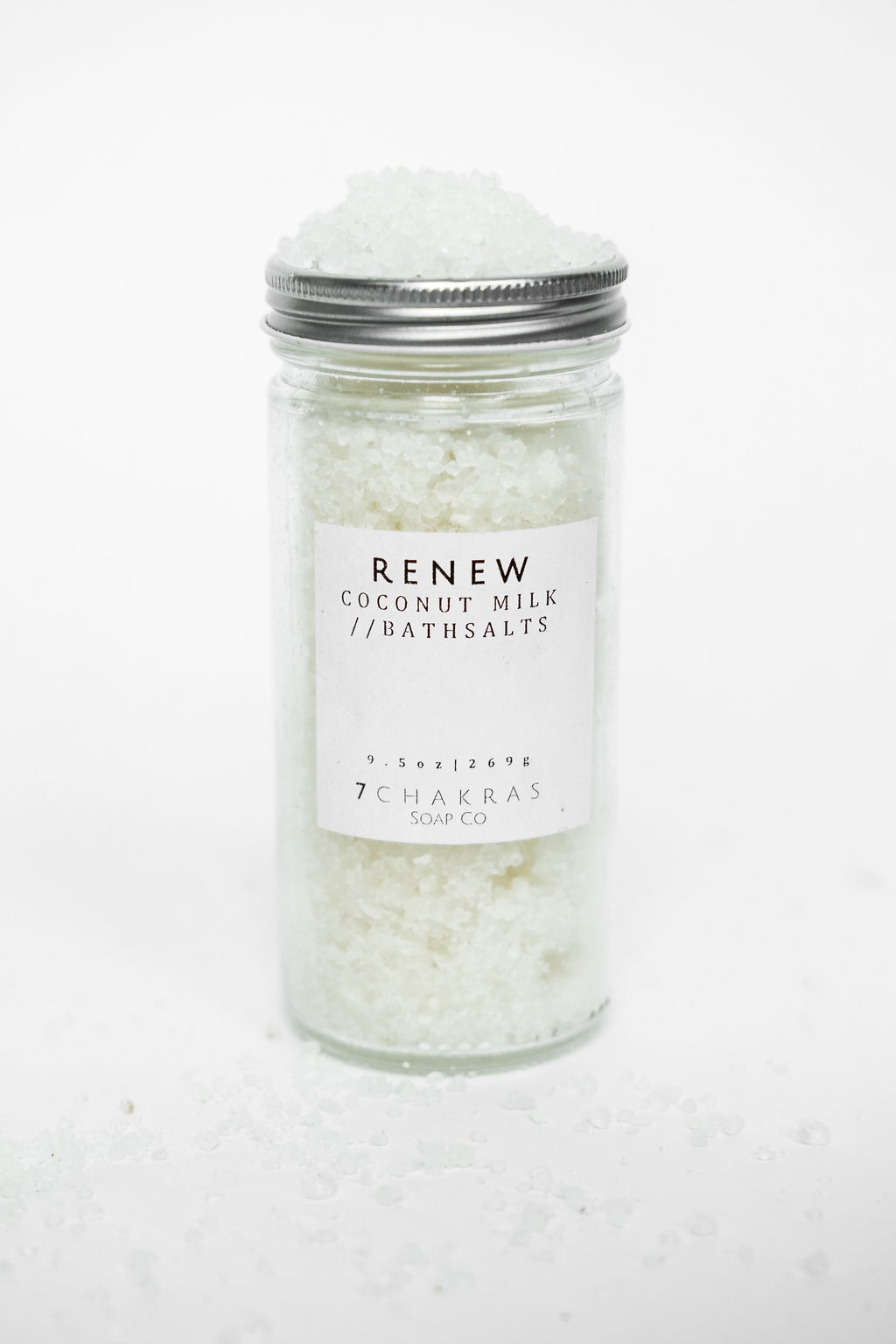 RENEW Coconut Milk Bath Salts