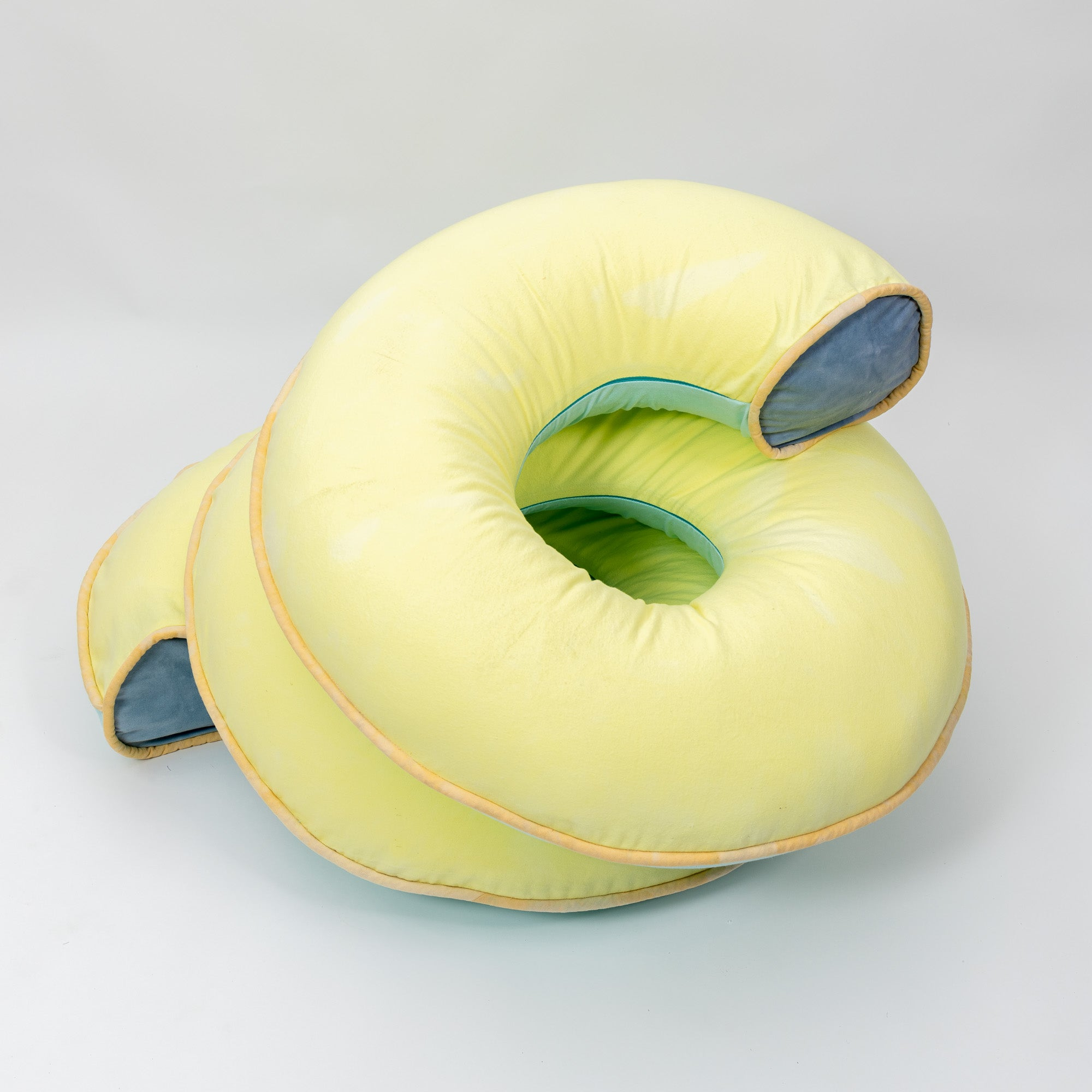 SPIRAL BEAN BAG CHAIR