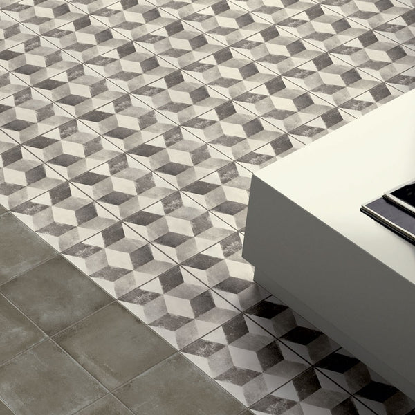 cube-patterned-floor-tiles