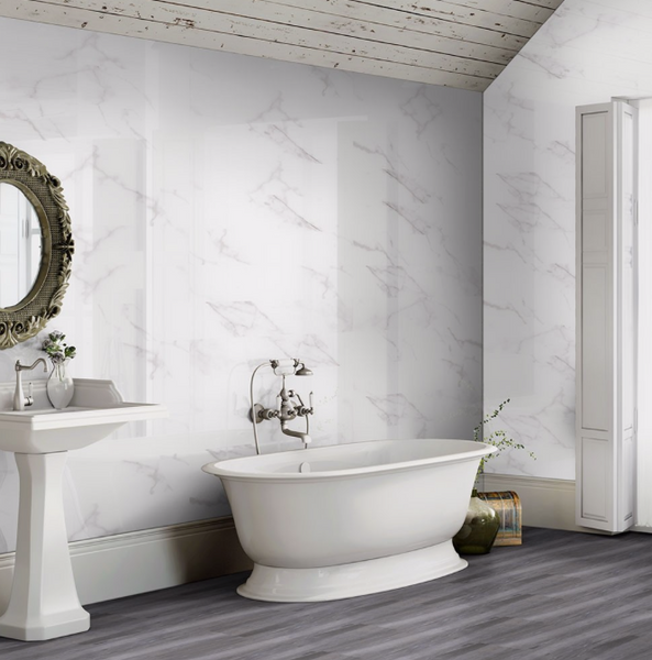 Calacatta-marble-effect-wall-tiles