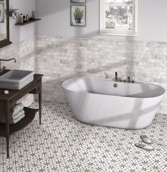 Mosaic-bathroom-tiles