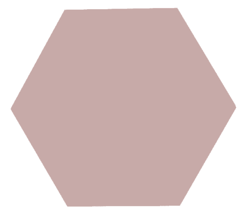 pink-hexagon-bathroom-tiles