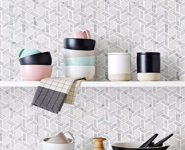 stacked-gemoetric-marble-effect-kitchen-wall-tiles