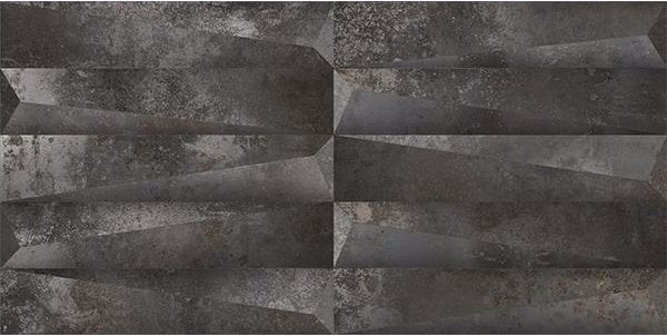 3D Rustic Grey Urban Decor Tiles