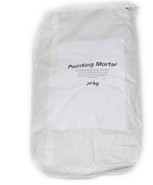20kg Grey Cement Pointing Mortar For Brick Slips