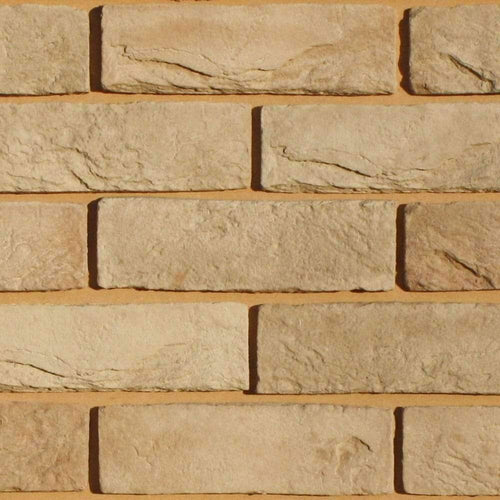 Beaulieu Modern Yellow Brick Effect Wall And Floor Tile