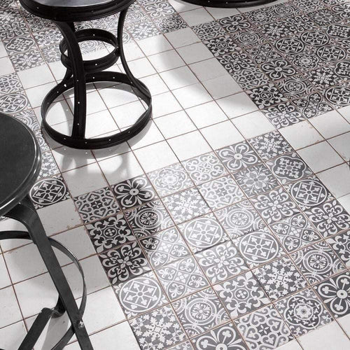 Tapestry Encaustic Wall & Floor Tile - Appleby's Tiles